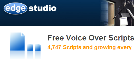 3500 Free Sample Voice Over Scripts for Practice and Demos
