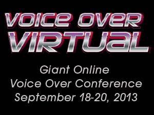 Voiceover Virtual!