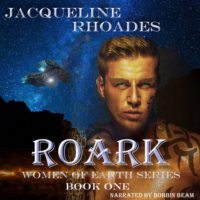 Audiobook Roark is narrated by female voice talent Bobbin Beam